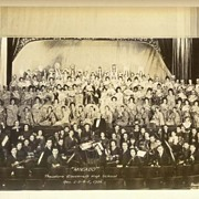 Bronx, N.Y. Theodore Roosevelt High School Class Play Photos 1935/1936