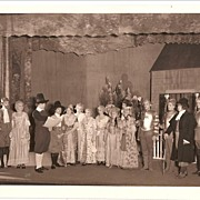 Photograph Pilgrim Play c.1940's