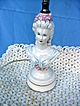 Lady Boudoir Lamp -Sweet & Lovely C.1940's