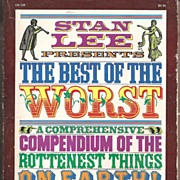 The Best of the Worst by Stan Lee 1979 1st Edition