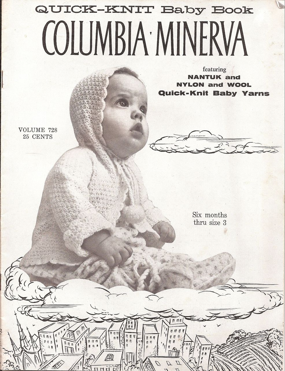 Columbia Minerva Quick Knit Baby Patterns