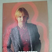 Rock & Roll Tom Petty and The Heartbreakers * World Tour 1980