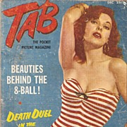 TAB The Pocket Picture Magazine December 1955 * Brigitte Bardot