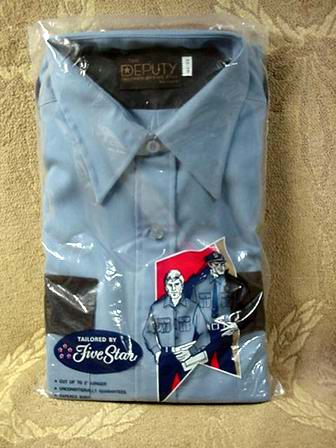 Flying Cross Uniform Shirt * Men's Size 16 * New in Package