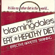 The Bloomingdale's Eat Healthy Diet Book