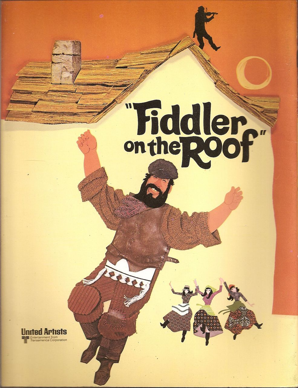 roofs fiddler on the roof movie. Black Bedroom Furniture Sets. Home Design Ideas