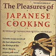 The Pleasures of Japanese Cooking - 1963/1971