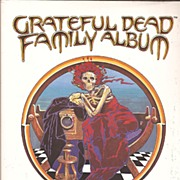 Grateful Dead Family Album - 1989