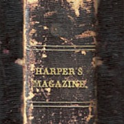 Harper's Magazine Book ~ Vol. 65 ~ June to November 1882