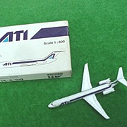 ATI Scale Model Plane DC-9-31
