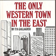Shenandoah, PA The Only Western Town in the East * Part 1 Autographed Copy