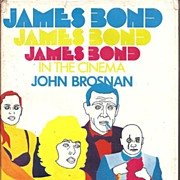 James Bond in the Cinema * John Brosnan *1972