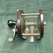 Fishing Reel * Ocean City Mfg. Vintage