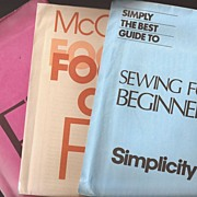 McCall's & Simplicity Patterns on Sewing and Fit