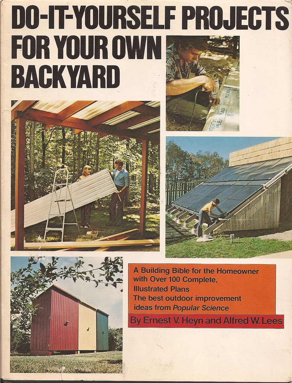 Backyard Do It Yourself Projects Specs Price Release