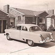 Ford Mainline 1952 8 x 10 PR Photo