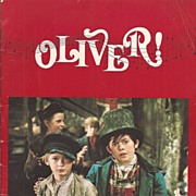 Oliver! The Movie Program ~ 1968