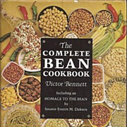 The Complete Bean Cookbook * 1967