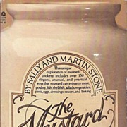 The Mustard Cookbook