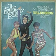 Laugh-In ~ Television Issue * Saturday Evening Post Nov. 1968