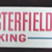 Store Display Box for Chesterfield King Cigarettes