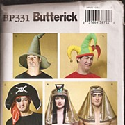 Butterick Headwear Pattern ~ Great Styles