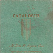 Scranton, Pa Wholesale Foods Order Catalog c. 1950's