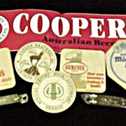 Beer Lot - Coasters - Openers - Bumper Sticker