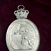 German  - Germany 1870-1871 Kaiserreich Medallion