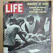 Life Magazine * Kent State Issue * May 15, 1970