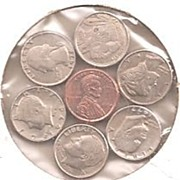 Mini United States Coins ~ Must See!