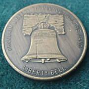 Oral Roberts Liberty Bell Token