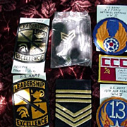 Military Uniform Patches