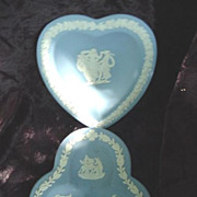 2 Wedgwood Trinket Dishes