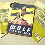 Boy Scout & Cub Scout Books