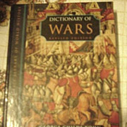 Dictionary of Wars - by George Childs Kohn