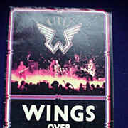 Paul McCartney - Wings Over America Tour Program