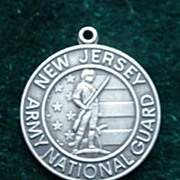 New Jersey National Guard Medallion