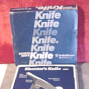 Smith & Wesson Shooter's Knife 6065 in Box