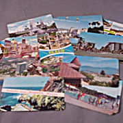Post Cards Mexico c. 1980's