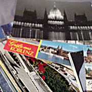 Post Cards - Europe Various Places 200 +