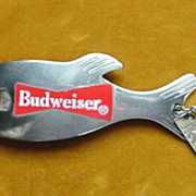 Budweiser Fish Hook & Opener