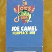 Joe Camel Joe's Tackle Shop Lure Mint in Package