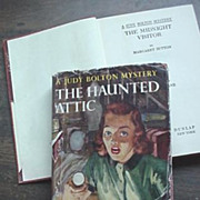 Judy Bolton Mystery Books