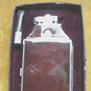 Ronson King Ladies  Cigarette Case & Lighter c. 1940's