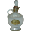 1957 Jim Beam Opalescent white Bottle