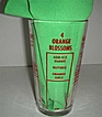 Vintage Cocktail Mixer Glass w/ Instructions