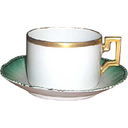 cup and saucer Thomas china