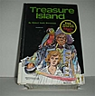 Treasure Island Folger  1971 Coffee book
