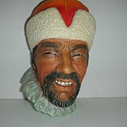1966 Himalayan Man by Bossons of England Great wall mask